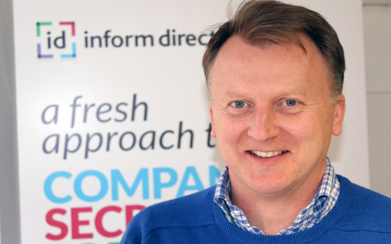 Henry Catchpole Inform Direct 2016