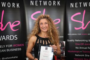 Frankie Hobro - Rural Business woman of the year