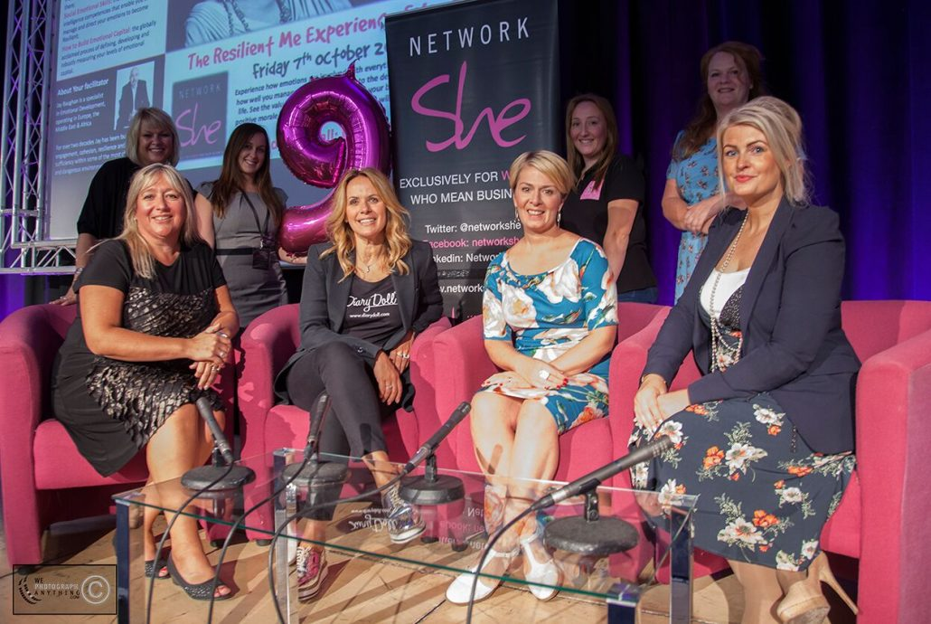 Network She Women Mean Business Conference 21st September 2018