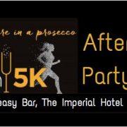 Fizzy Friday 5k The Imperial Hotel, Llandudno