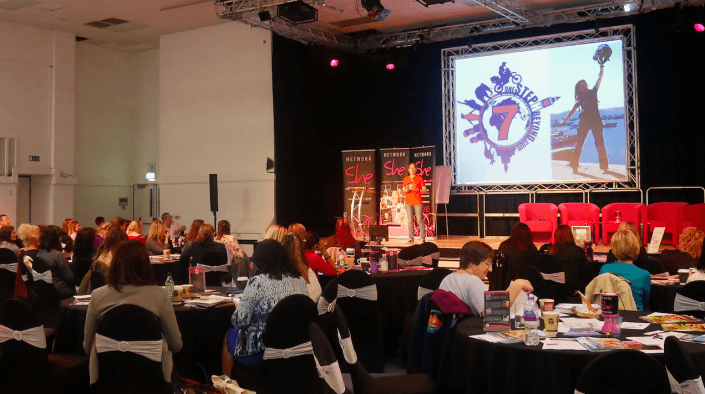 Women Mean Business conference 2018