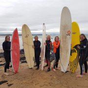 Surf Senioritas, standing up for women all over the world Network She Senioretas