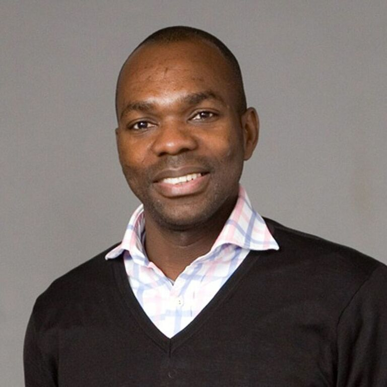 Jonathan Amponsah with Network She