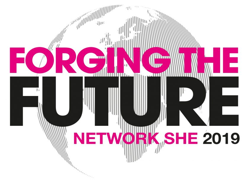 Forging The Future - Women Mean Business Conference 2019 - Network She