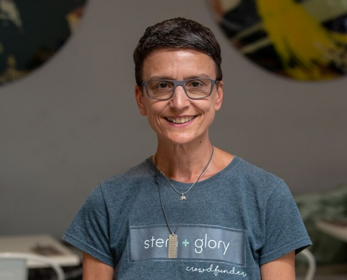 Louise Palmer-Masterton, founder, Stem + Glory