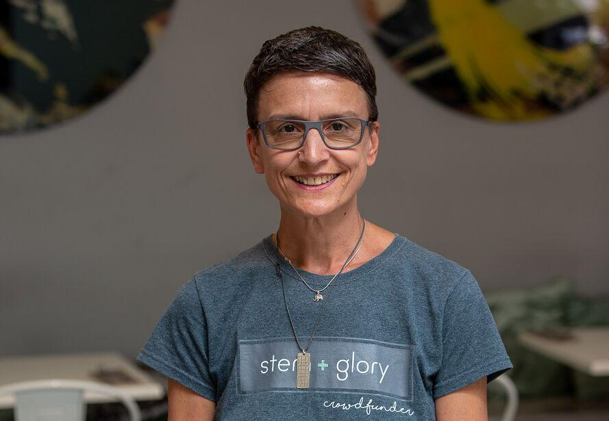 Louise Palmer-Masterton, founder, Stem + Glory