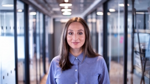 Inna Kaushan, co-founder of Solna