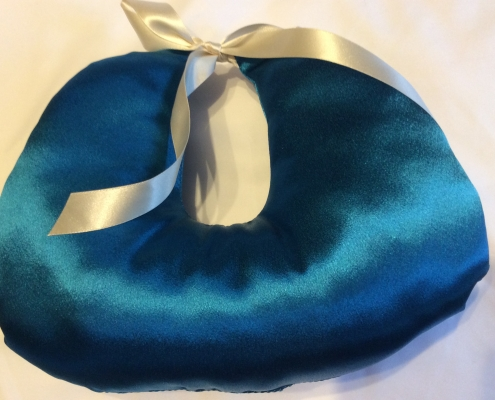 Paradise Pillow to be used by women recovering from Breast Cancer surgery