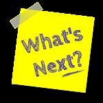New beginnings - what's next