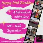 Happy 14th Birthday Network She
